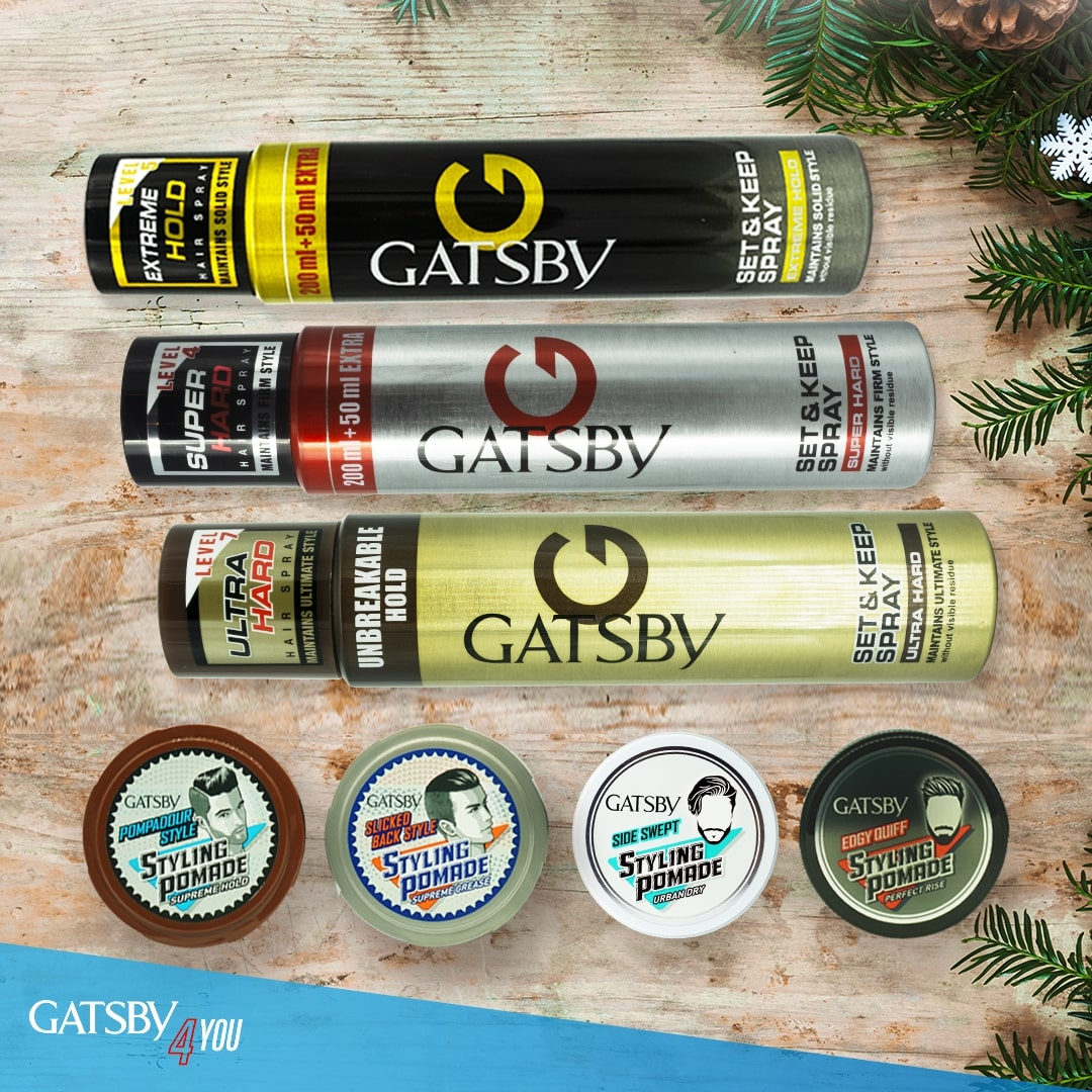 Gatsby Philippines products
