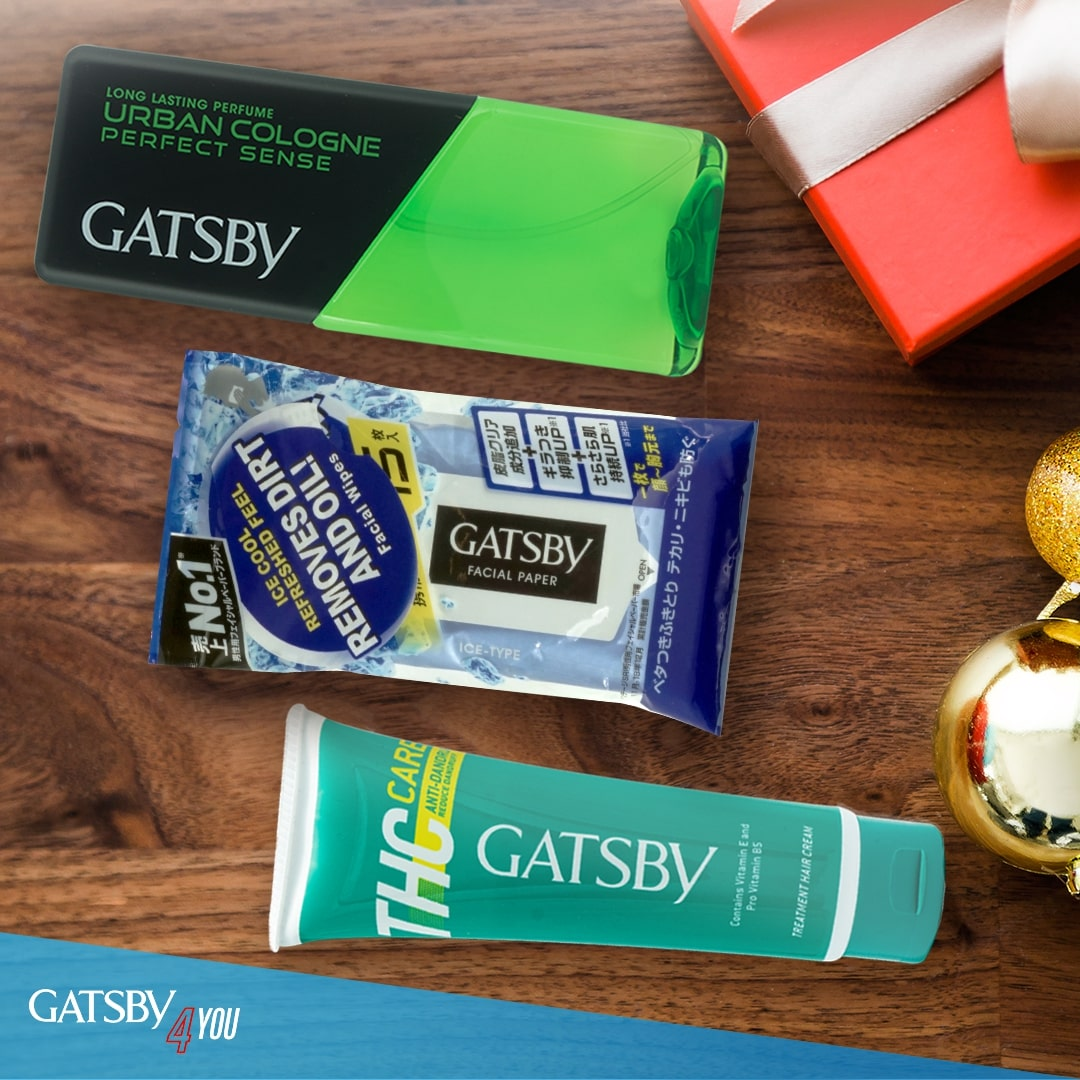 Gatsby Philippines Products 2