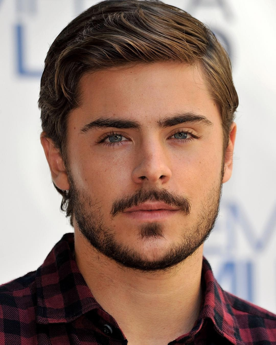 Zac Efron Red Flannel