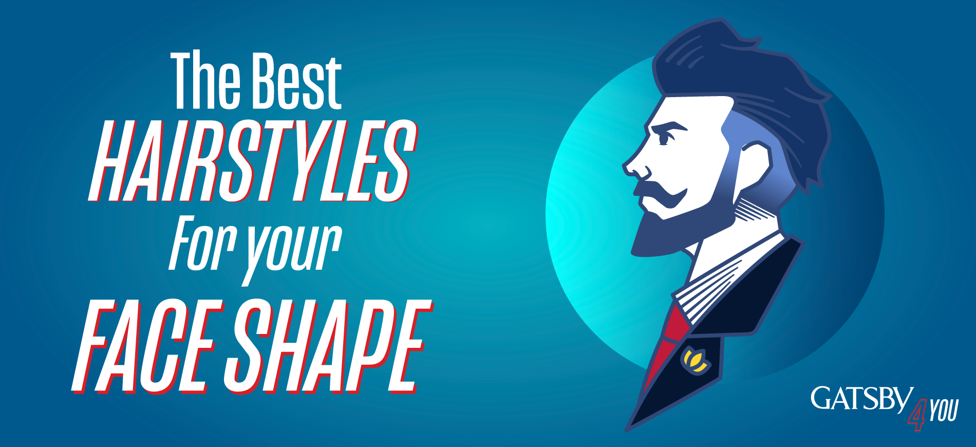 The Best Hairstyles for your Face Shape article banner