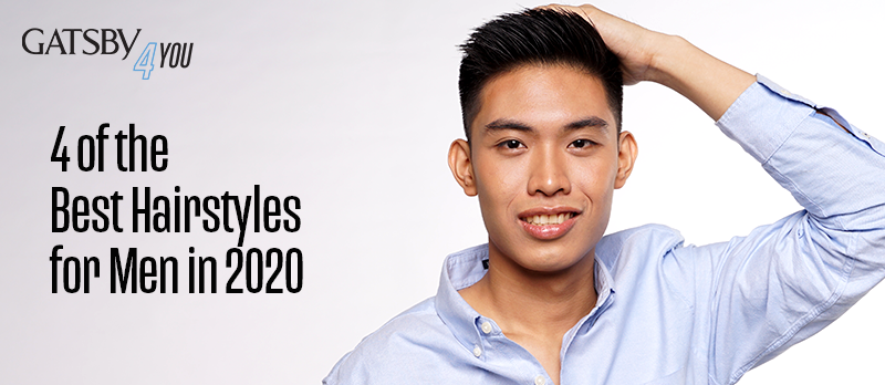 Four of the best hairstyles for men in 2020