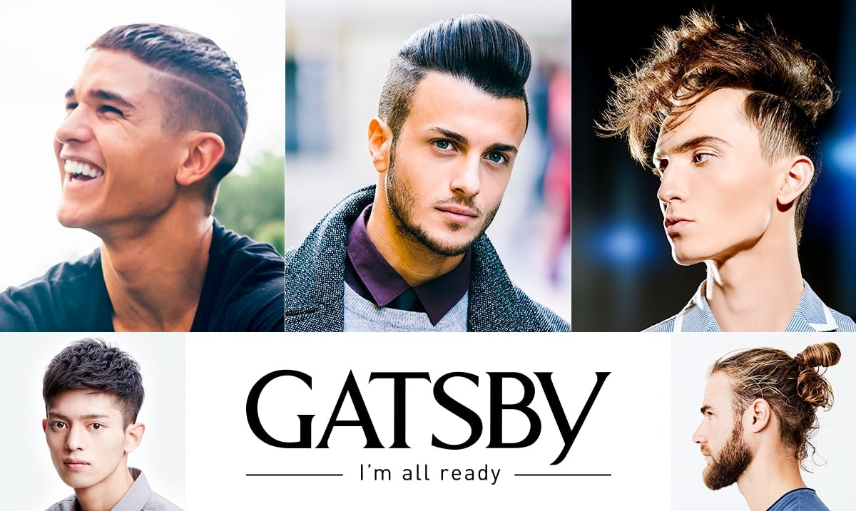 50 Best Hairstyles GATSBY