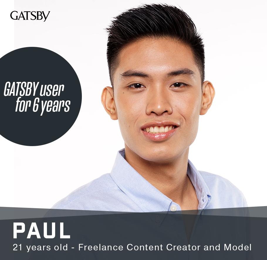 GATSBY Gent Paul