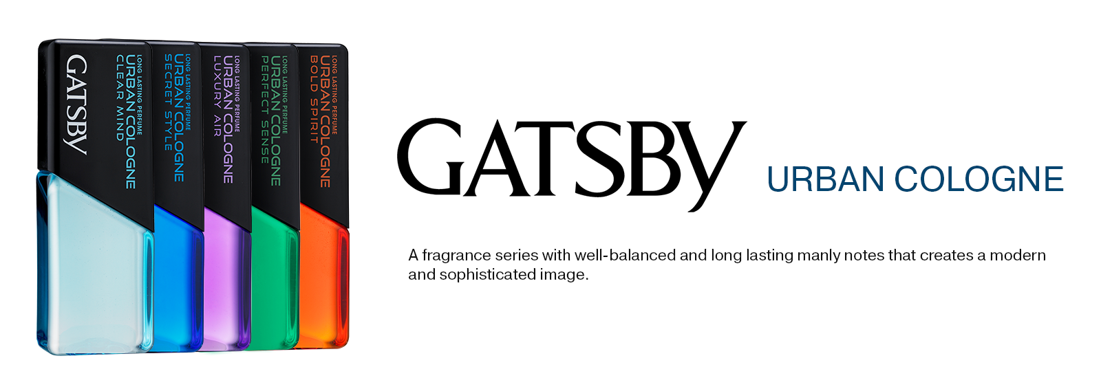 GATSBY COLOGNE
