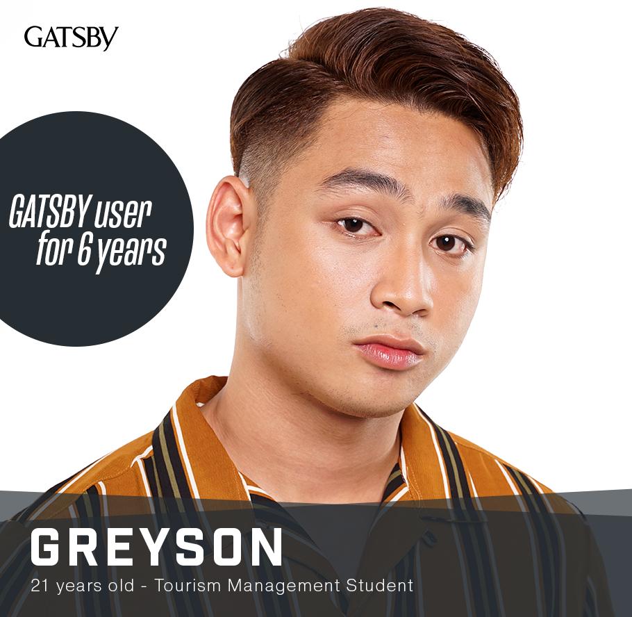 GATSBY Gent Greyson