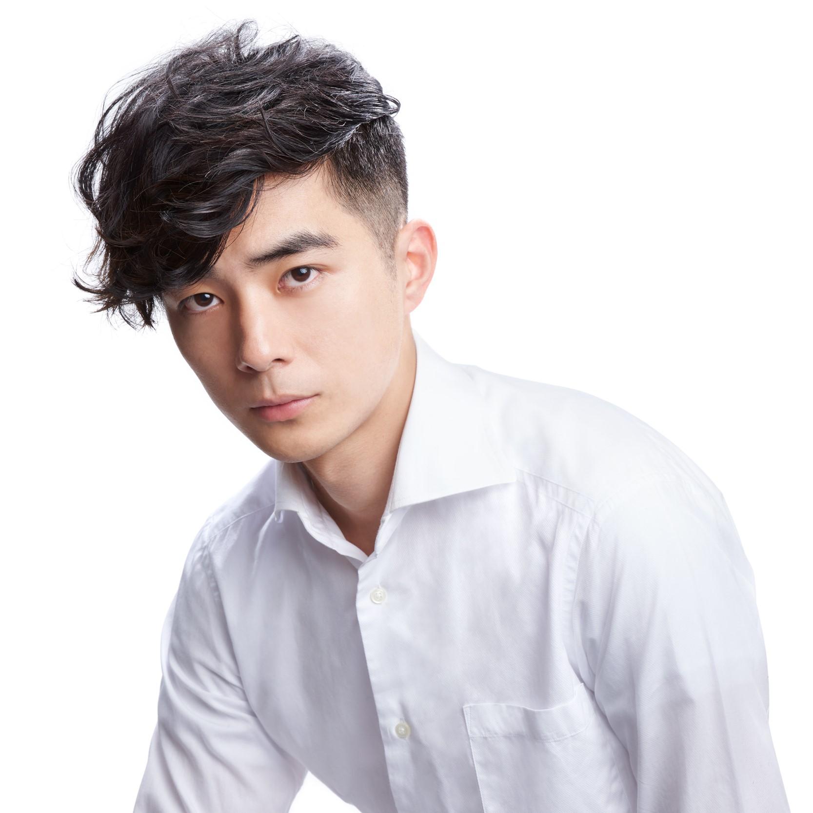 Korean Men Hairstyle 15